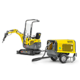 Tracked Conventional Tail Excavators - 803 dualpower