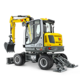 Wheeled Excavators - EW65