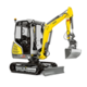 Tracked Conventional Tail Excavators - ET24