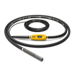 High Frequency Internal Vibrators - IE series