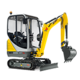 Tracked Conventional Tail Excavators - ET16