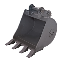buckets for mini, compact and wheeled excavators - Bucket