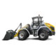 All Wheel Steer Loaders - 8155